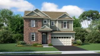 San Gabriel Plan in Anthem Heights, Saint Charles, IL
