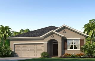 Aria Plan in Forest Trace, Titusville, FL