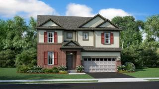 Santa Rosa Plan in Anthem Heights, Saint Charles, IL