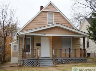 3022 Bellefontaine Ave , Kansas City, MO, 64128