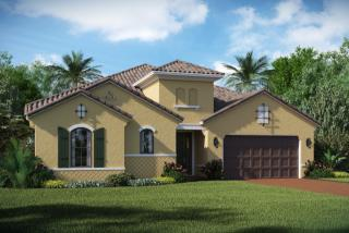 Clover Plan in K. Hovnanian's Four Seasons at Parkland, Parkland, FL