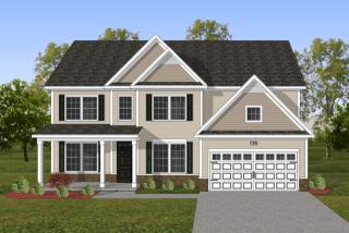 Wilmington 2865 Plan in Massey Preserve South, Raleigh, NC