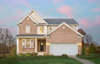 Newberry Plan in Creek View Estates, Louisville, KY