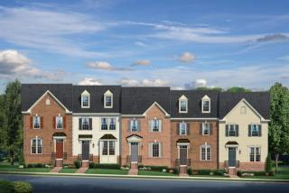 Mozart with Detached 2-Car Garage Plan in Landsdale Townhomes, Monrovia, MD