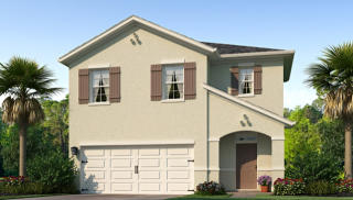 Robie Plan in Ranchette Royale, West Palm Beach, FL