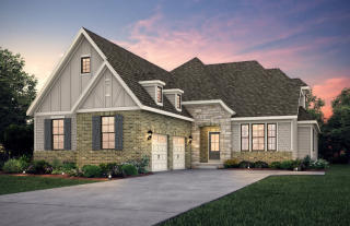 Vienna Plan in Heritage at Spring Mill, Carmel, IN