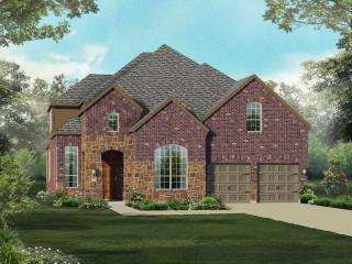 Plan 545 in Windsong Ranch 60s, Prosper, TX