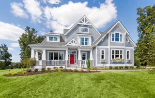 The Shearwater Plan in Sawgrass North, Rehoboth Beach, DE