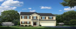 Naples Plan in The Lakes at Brookside, Warrenton, VA