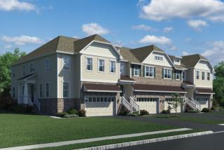 Haverford Plan in Four Ponds at Lincroft, Lincroft, NJ