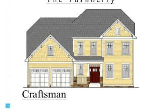 The Turnberry - The Grove Plan in Peach Orchard Estates, Charlotte, NC