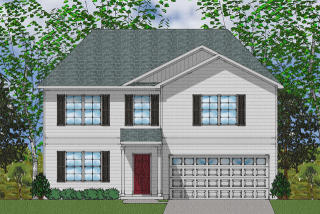 Genesis Value - Telfair Plan in Dorman Meadows, Roebuck, SC