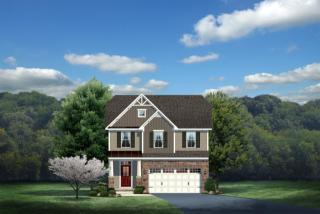 Misthaven Plan in Estates at Scioto Crossing, Dublin, OH