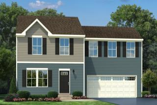 Plan 1680 in Villages of Sterling Green, Xenia, OH