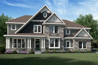 Paxton Plan in Bridle Creek Ranch, Washington Township, OH