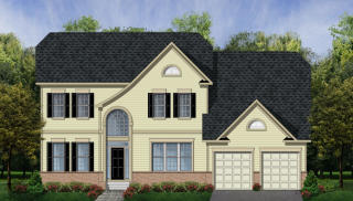 Glen Abbey Plan in Woodmore Towne Centre, Bowie, MD