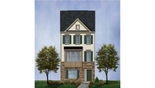 Norwood Plan in Woodmore Towne Centre, Bowie, MD