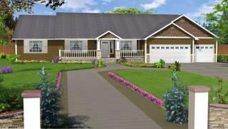 Ventana Canyon Plan in Reality Homes Creswell, Creswell, OR