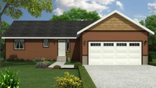Hawks Prairie South Plan in Reality Homes Creswell, Creswell, OR