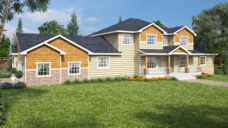 Echo Falls Plan in Reality Homes Creswell, Creswell, OR