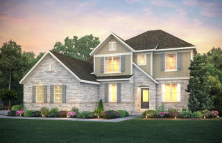 Allison II Plan in Chestnut Woods, Independence, OH
