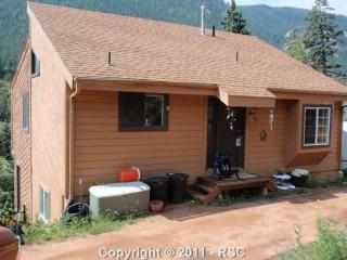 10725 Florence Ave, Green Mountain Falls, CO