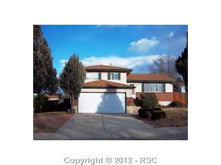 5789 Tuckerman Lane, Colorado Springs CO