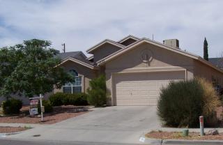 7235 Desert Jewel El Paso, El Paso TX