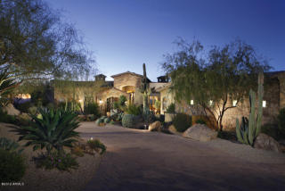 39092 North Ocotillo Ridge Drive, Carefree AZ