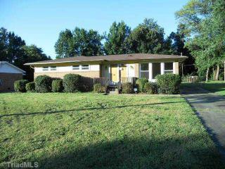 4203 Queen Beth Drive, Greensboro NC