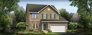 Florence Plan in Cannon Bluff Single Family Homes - Traditional, Frederick, MD 21702