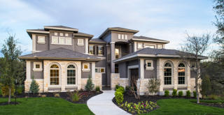 Stoneleigh Plan in The Woods of Greenshores, Austin, TX 78730