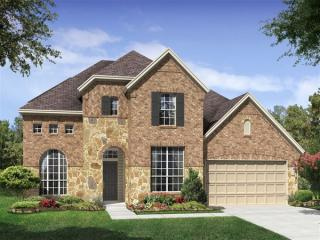 Columbus Plan in The Crossings at Twin Creeks, Cedar Park TX