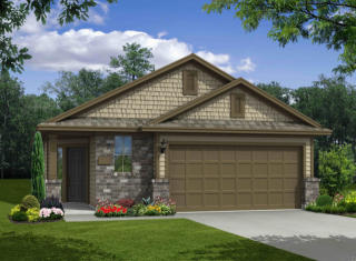 Seaholm Plan in Stinson Oaks, Austin, TX 78745