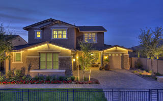 Plan 5024 in Province At Charleston Estates, Queen Creek, AZ 85142