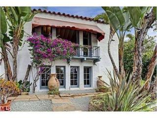 1030 Monument Street, Pacific Palisades CA
