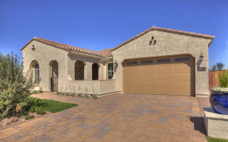 Plan 5021 in Province At Charleston Estates, Queen Creek AZ