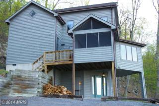621 Bobcat Drive, Berkeley Springs WV