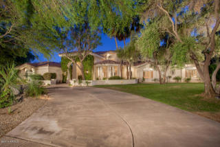 7101 East Caballo Circle, Paradise Valley AZ