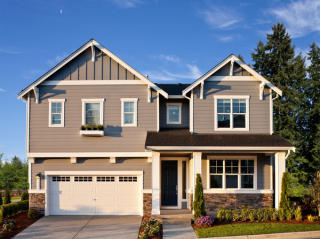 Residence 5 Plan in The Reserve at North Creek, Bothell WA