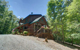 220 Cross Creek Road, Mineral Bluff GA
