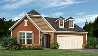 Camden Plan in The Ridge at Prairie Crossing, Noblesville, IN 46062