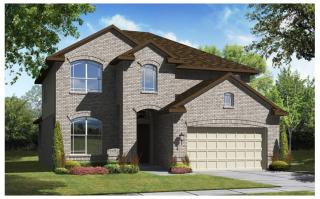 Douglas Plan in Lantana At Avaa - 50' Homesites, Austin, TX 78739