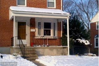 1268 Gittings Ave, Baltimore, MD 21239