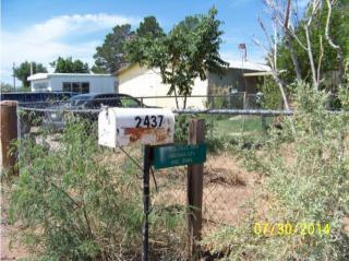 2437 N Calle Vis, Huachuca City, AZ 85616
