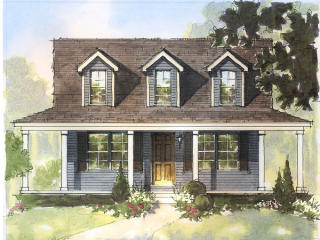 Cottagewood A Plan in Schumacher Homes Columbus - Build on Your Lot, Lewis Center, OH 43035