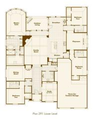 Windsong Ranch 75s by Highland Homes