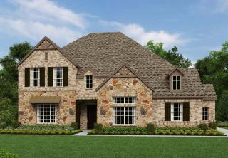 Fairmont Plan in Woods of Greenshores, Austin, TX 78730