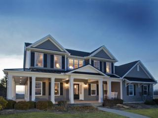 Callaway A Plan in Schumacher Homes Columbus - Build on Your Lot, Lewis Center, OH 43035