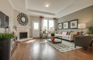 Trails of Melissa by Centex Homes